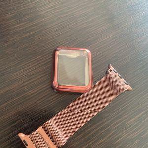Θηκη apple watch bronze 38/40mm
