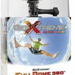 GoXtreme Wifi FullDome 360 Double Panaroma Action Camera gopro