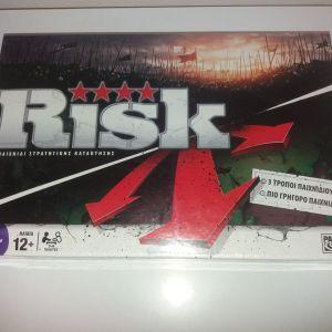 RISK(PARKER)2008