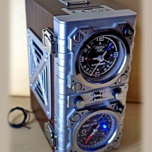 Ραδιόφωνο & Ρολόϊ ξυπνητήρι, Spirit of Saint Louis USB