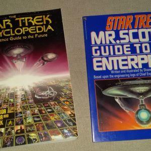 2 τόμοι για το Star Trek