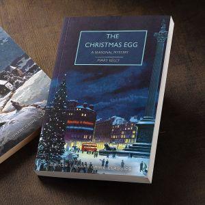 βιβλιο αγγλικο The Christmas Egg: A Seasonal Mystery