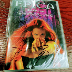 EPICA-WE WILL TAKE YOU WITH US