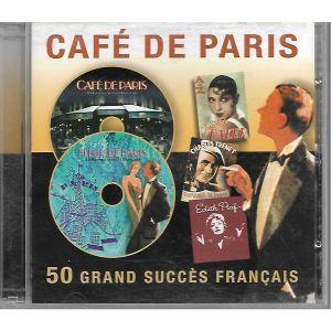 2 CD / CAFE DE PARIS