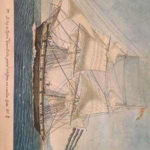 Πίνακας 1811.Σκουνα του»Θεμιστοκλη»
