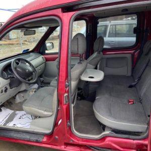 Renault Kangoo  1.5 dCi  Πετρέλαιο ΜΟΝΟ ΓΙΑ ΑΝΤΑΛΛΑΚΤΙΚΆ ΠΟΥΛΑΩ ΟΛΟΚΛΗΡΟ   Χωρίς πινακίδες, χωρίς χαρτιά