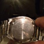 Πωλείται το πολύ καλό ρολόι χειρός seiko quartz 7123-8050