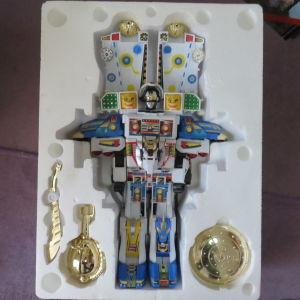 Vintage Ρομποτ King of Beast transformer combo