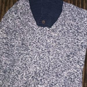 μαλλινη μπλούζα