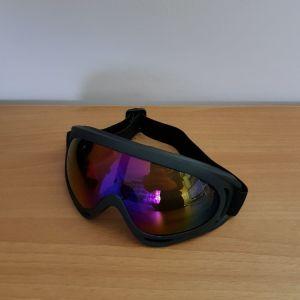 Γυαλιά ποδηλάτου , anti fog mountain biking goggles, colorful lens.
