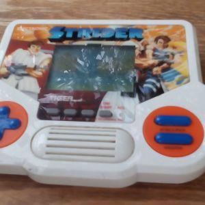 Βινταζ δεκαετίας 80 90 ηλεκτρονικό Tiger παιχνίδι Strider