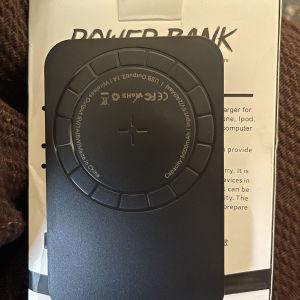 power bank ασύρματο