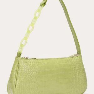 NEW green shoulder bag