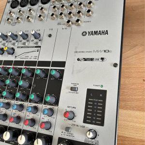 Yamaha MW10C  USB Mixing Studio