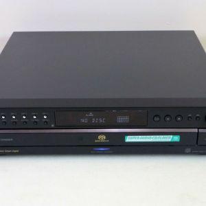 SUPER AUDIO CD SONY SCD-CE595