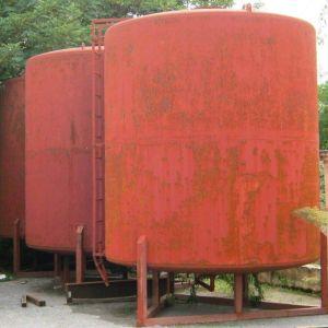 Πωλούνται Μεταλλικές Δεξαμενές χωρητικότητας 25 τόνων έκαστη