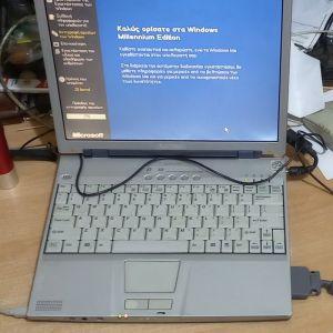 SHARP LAPTOP PC-AX40