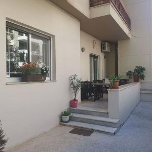 Elevated ground floor for rent in Nea Smyrni