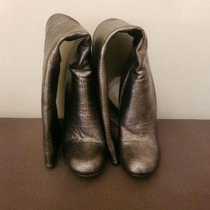 CHARLES JOURDAN δερμάτινες μπότες