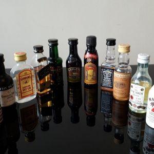 Μινιατούρες ποτών