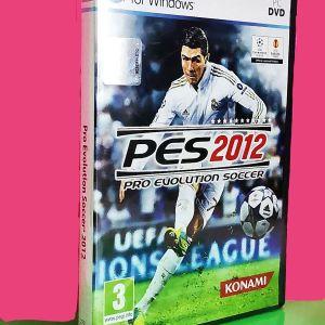PRO EVOLUTION SOCCER 2012 PC DVD (ΣΦΡΑΓΙΣΜΕΝΟ)