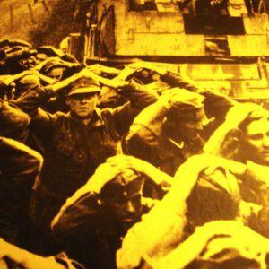 The word war II.Prisoners of war.
