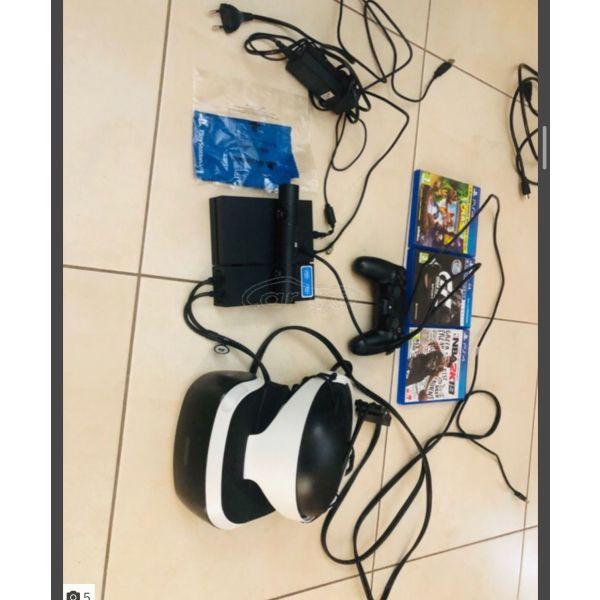 PS4 VR TIMONIERA CAMERA VR
