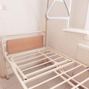 Νοσοκομειακό κρεβάτι με αερόστρωμα