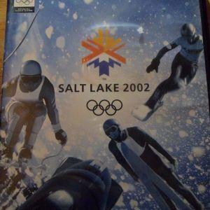 PS2 Game -SALT LAKE 2002