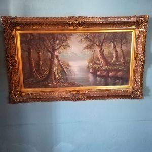 Πίνακας (Νεκρά Φύση) Γεωργαντάς