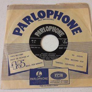 Vinyl record 45 - Μπάμπη Μπακάλη