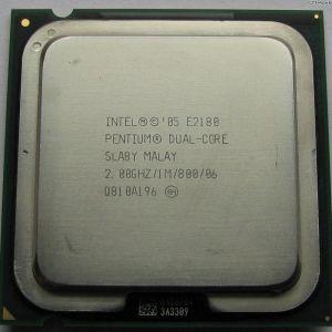 Intel Pentium Dual Core  E2180  @ 2.00GHz