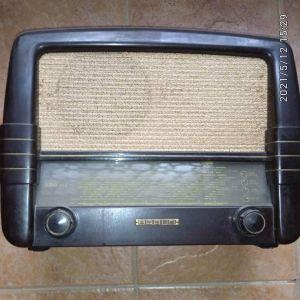 Vintage Ραδιόφωνο BRAUN. Τιμή 75 ευρώ.