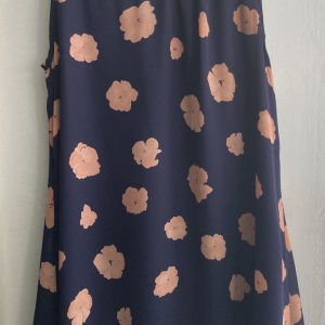 floral φόρεμα handmade