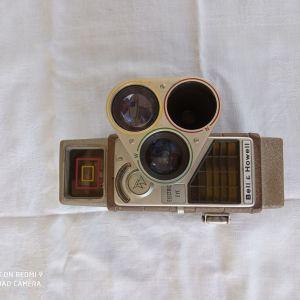 κινηματογραφική μηχανή λήψης