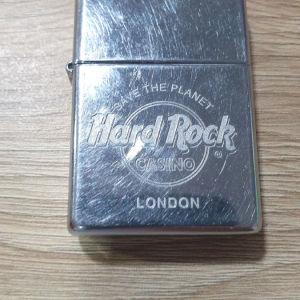 Αναπτήρας Zippo  Hard Rock Cafe London  original