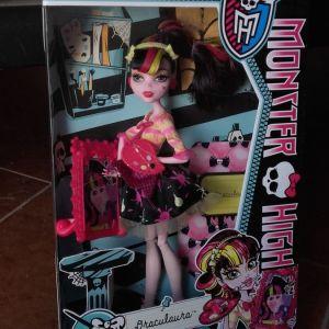 Monster high Draculaura Art Class κούκλα