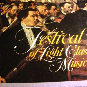 Festival light classical music