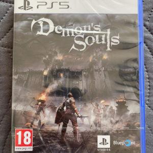 Demons Souls Ps5 Καινούργιο σφραγισμένο