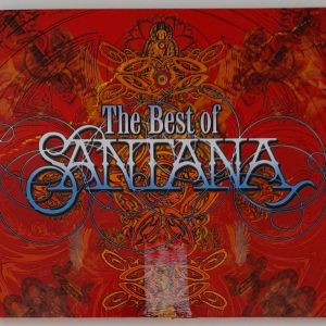 "2 CD ""The Best of SANTANA"" σε δύο συλλεκτικές κασετίνες."