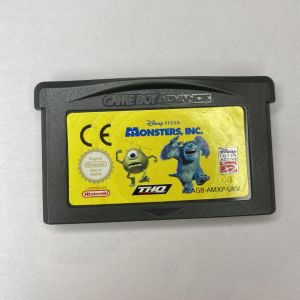 Disney Monsters Inc, Game boy game