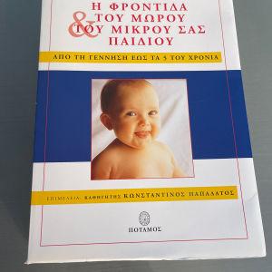 Η φροντίδα του μωρού και του μικρού σας παιδιού
