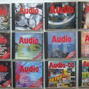 CD συλλογές περιοδικού AUDIO