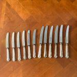 12 μαχαίρια  αγγλιας Sheffield