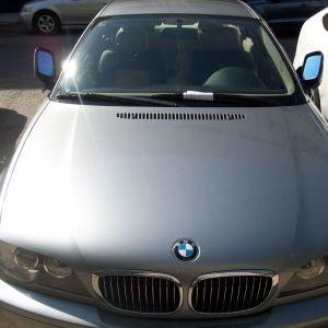 BMW 316 ti E46 '04 coupe