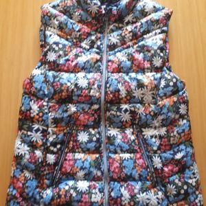 Αμανικο μπουφάν Zara για κοριτσια