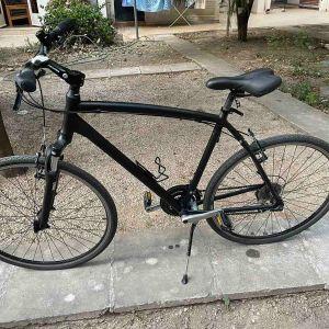 """Ποδήλατο Trekking 28"""", ανακατασκευή σκελετού Carrera"""
