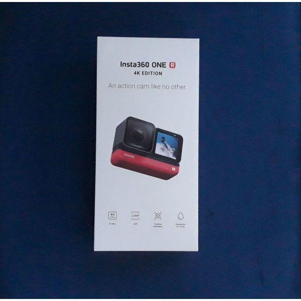 Insta360 One R 4k Edition Action Camera