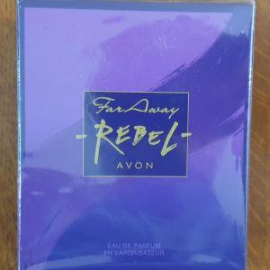 Άρωμα γυναικείο Far Away REBEL της AVON σφραγισμένο