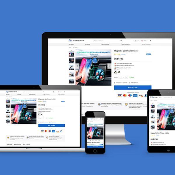 polite ilektroniko katastima  Gadgets terra e-shop